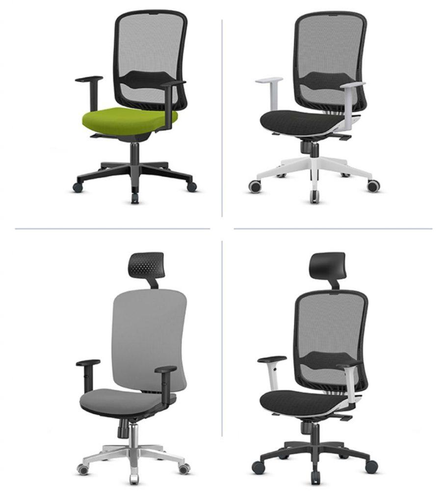 S•Shape chairs